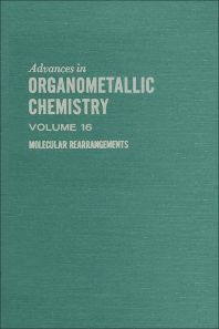 Advances in Organometallic Chemistry - 1st Edition - ISBN: 9780120311163, 9780080580173