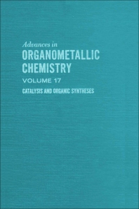 Advances in Organometallic Chemistry - 1st Edition - ISBN: 9780120311170, 9780080580180