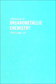 Cover image for Advances in Organometallic Chemistry