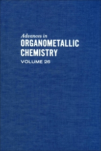Advances in Organometallic Chemistry - 1st Edition - ISBN: 9780120311262, 9780080580272