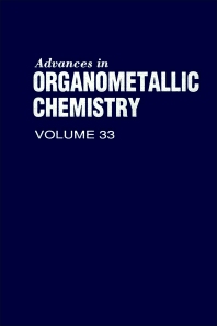 Advances in Organometallic Chemistry - 1st Edition - ISBN: 9780120311330, 9780080580340