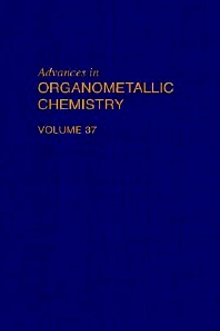 Advances in Organometallic Chemistry - 1st Edition - ISBN: 9780120311378, 9780080580388