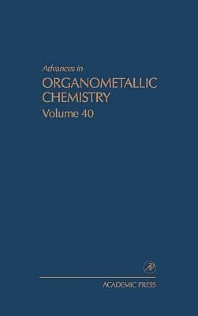 Advances in Organometallic Chemistry - 1st Edition - ISBN: 9780120311408, 9780080580418