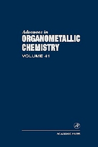 Advances in Organometallic Chemistry - 1st Edition - ISBN: 9780120311415, 9780080580425