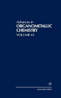 Advances in Organometallic Chemistry - 1st Edition - ISBN: 9780120311439, 9780080580449
