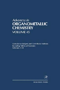 Advances in Organometallic Chemistry - 1st Edition - ISBN: 9780120311453, 9780080580463