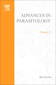 Advances in Parasitology - 1st Edition - ISBN: 9780120317134, 9780080580593