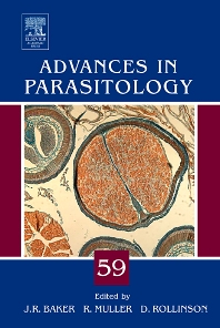 Cover image for Advances in Parasitology