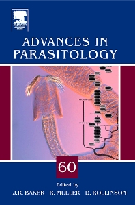 Advances in Parasitology, 1st Edition,John Baker,Ralph Muller,David Rollinson,ISBN9780120317608