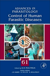 Cover image for Control of Human Parasitic Diseases