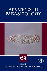 Advances in Parasitology, 1st Edition,John Baker,Ralph Muller,David Rollinson,ISBN9780120317677