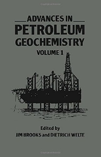 Cover image for Advances in Petroleum Geochemistry