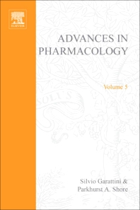 Advances in Pharmacology - 1st Edition - ISBN: 9780120329052, 9780080580951
