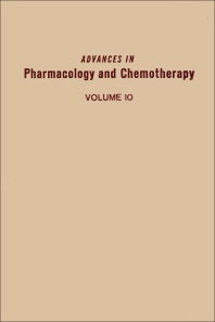 Cover image for Advances in Pharmacology and Chemotherapy