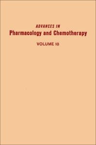 Advances in Pharmacology and Chemotherapy - 1st Edition - ISBN: 9780120329182, 9780080581095