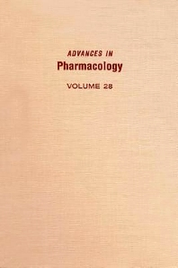 Advances in Pharmacology, 1st Edition,J. August,M. Anders,Ferid Murad,Joseph Coyle,ISBN9780120329281