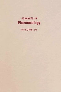 Advances in Pharmacology - 1st Edition - ISBN: 9780120329311, 9780080581224