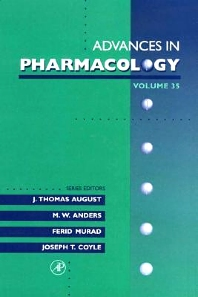 Advances in Pharmacology, 1st Edition,J. August,M. Anders,Ferid Murad,Joseph Coyle,ISBN9780120329366