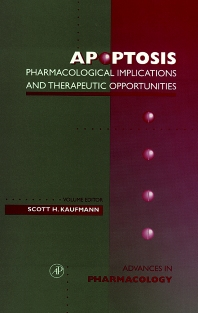 Cover image for Apoptotis: Pharmacological Implications and Therapeutic Opportunities