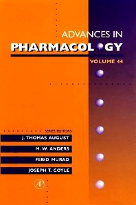 Cover image for Advances in Pharmacology