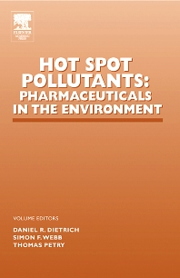 Cover image for Hot Spot Pollutants