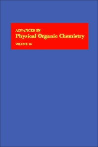 Cover image for Advances in Physical Organic Chemistry APL