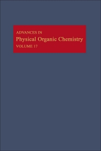 Cover image for Advances in Physical Organic Chemistry
