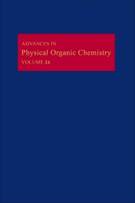 Advances in Physical Organic Chemistry - 1st Edition - ISBN: 9780120335244, 9780080581637