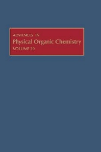 Advances in Physical Organic Chemistry, 1st Edition,Donald Bethell,ISBN9780120335299