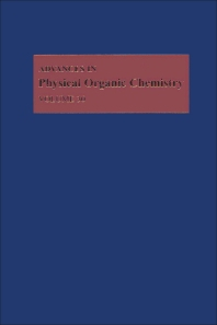 Advances in Physical Organic Chemistry - 1st Edition - ISBN: 9780120335305, 9780080581699