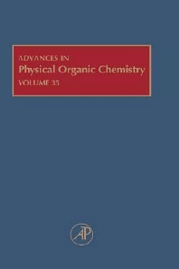 Advances in Physical Organic Chemistry, 1st Edition,Thomas Tidwell,ISBN9780120335350