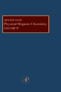 Advances in Physical Organic Chemistry, 1st Edition,John Richard,Thomas Tidwell,ISBN9780120335374