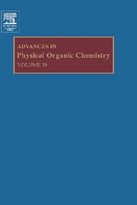 Advances in Physical Organic Chemistry, 1st Edition,John Richard,ISBN9780120335381