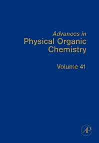 Advances in Physical Organic Chemistry, 1st Edition,John Richard,ISBN9780120335411