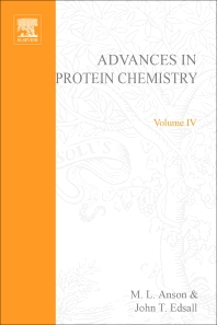 Advances in Protein Chemistry - 1st Edition - ISBN: 9780120342044, 9780080581774