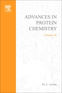 Advances in Protein Chemistry - 1st Edition - ISBN: 9780120342112, 9780080581842