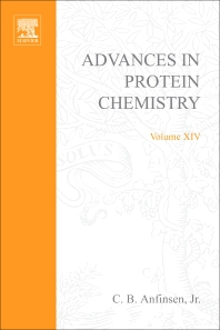 Advances in Protein Chemistry - 1st Edition - ISBN: 9780120342143, 9780080581873