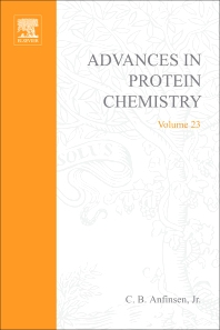Advances in Protein Chemistry - 1st Edition - ISBN: 9780120342235, 9780080581965