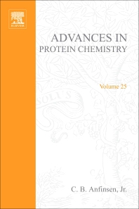 ADVANCES IN PROTEIN CHEMISTRY - 1st Edition - ISBN: 9780120342259, 9780080581989
