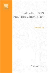Advances in Protein Chemistry - 1st Edition - ISBN: 9780120342266, 9780080581996