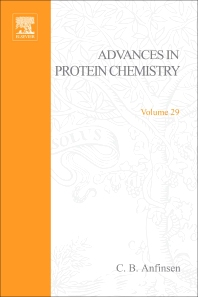 Cover image for Advances in Protein Chemistry