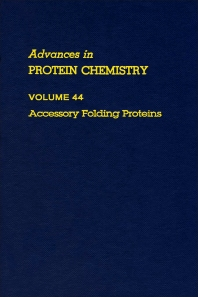 Advances in Protein Chemistry - 1st Edition - ISBN: 9780120342440, 9780080582177