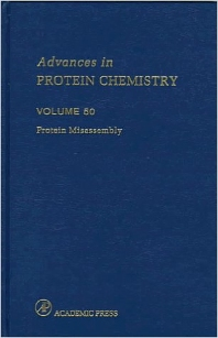 Protein Misassembly - 1st Edition - ISBN: 9780120342501, 9780080582238