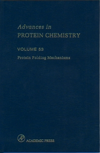 Protein Folding Mechanisms - 1st Edition - ISBN: 9780120342532, 9780080953144