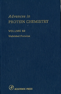 Cover image for Unfolded Proteins