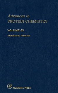 Cover image for Membrane Proteins