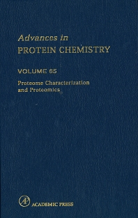 Proteome Characterization and Proteomics, 1st Edition,Timothy Veenstra,Richard Smith,ISBN9780120342655