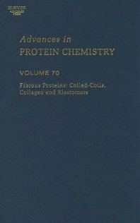 Fibrous Proteins: Coiled-Coils, Collagen and Elastomers - 1st Edition - ISBN: 9780120342709, 9780080916101