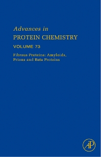 Fibrous Proteins:  Amyloids, Prions and  Beta Proteins, 1st Edition,John Squire,David Parry,Andrey Kajava,ISBN9780120342730