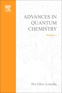 Advances in Quantum Chemistry - 1st Edition - ISBN: 9780120348015, 9780080582269